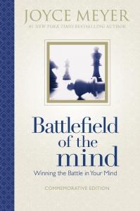 Battlefield of the Mind, commemorative edition, Joyce Meyer
