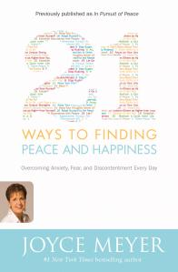 21 Ways to Finding Peace and Happiness, Joyce Meyer