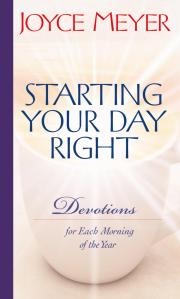 Starting Your Day Right, Joyce Meyer